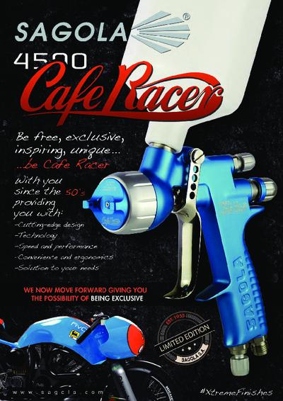4500 Cafe Racer - EN