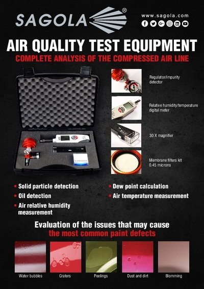 Air Quality Test Equipament