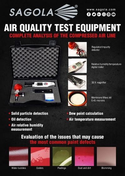 Air Quality Test Equipament
