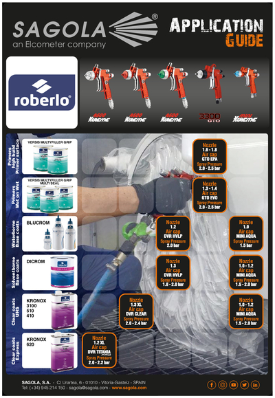Application Guide Roberlo