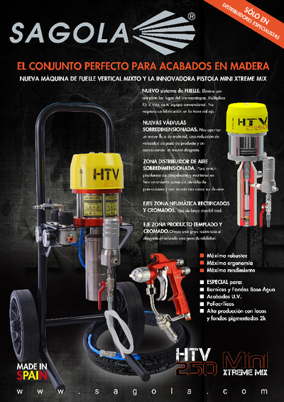 Bomba HTV 250