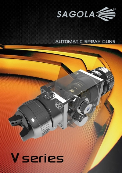 Catalogue Automatic Spray guns