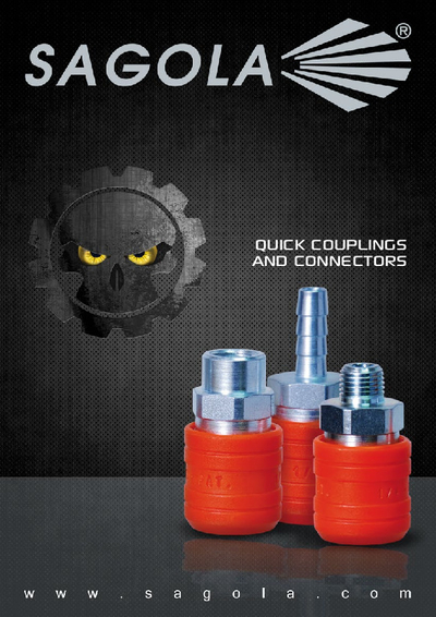 Catalogue Quick couplings and connectors