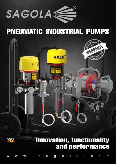 Industrial Pumps Information sheet