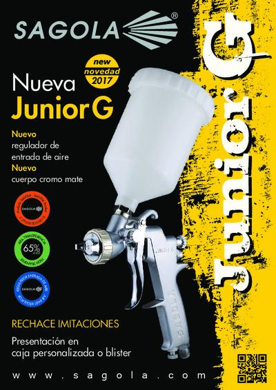 Pistola Junior G