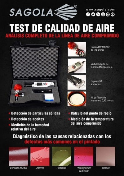 Test Calidad Aire