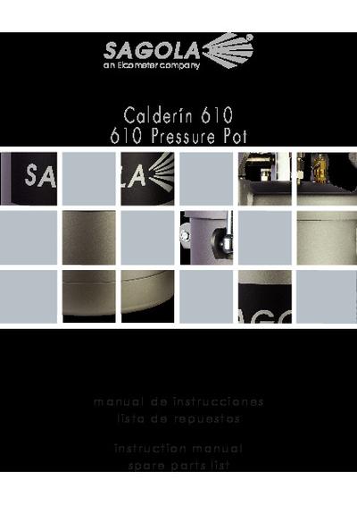 Calderin 610