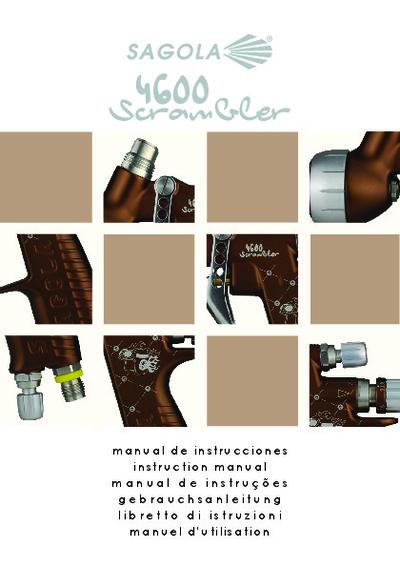 Pistola 4600 xtreme scrambler