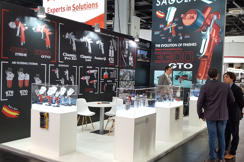 Sagola in the Eisenwarenmesse Cologne