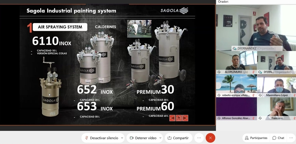 Sagola bets on the industrial sector in Chile