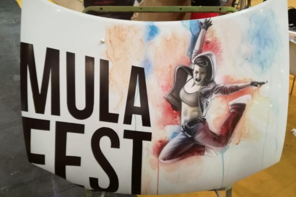 Sagola en Mulafest 2018