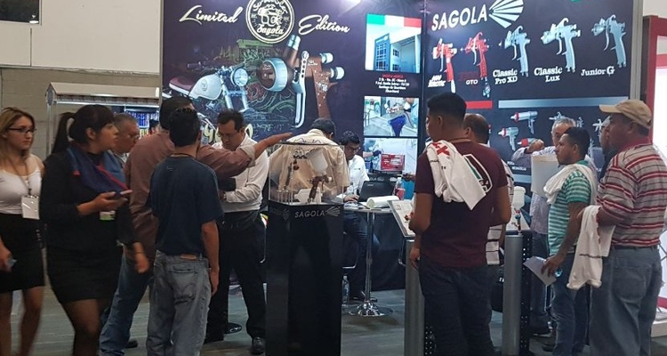 Mexico -Expo Cesvi 2018