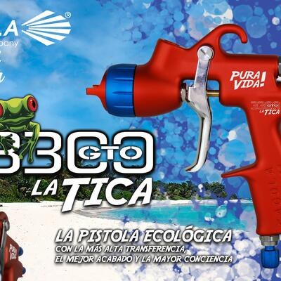 "Sagola presents the new Limited Edition ""3300GTO La Tica"""