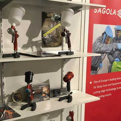 Sagola at Autocare 2018