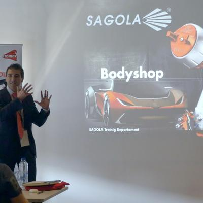 Sagola takes part in the Cromax importers shoot-out 2019