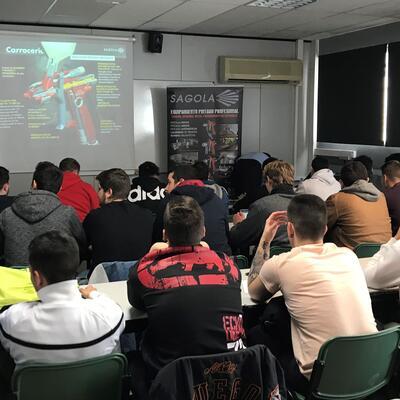 Jornada de formación en CTV Barcelona