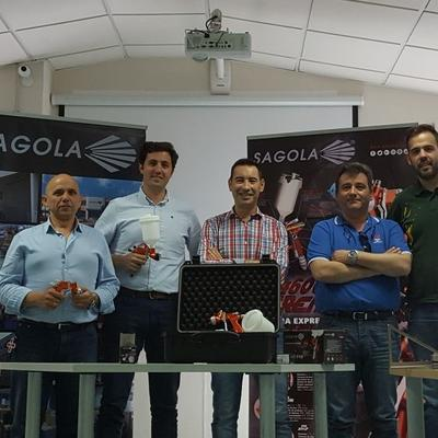 Training course with  La Madrileña-Perchan