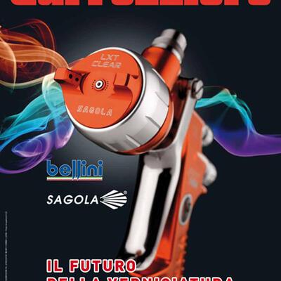 Italia descubre desde la pasada edición de la feria AUTOPROMOTEC la nuevas PISTOLA 4500 XTREME
