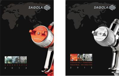 SAGOLA lanza los NUEVOS CATÁLOGOS 2012