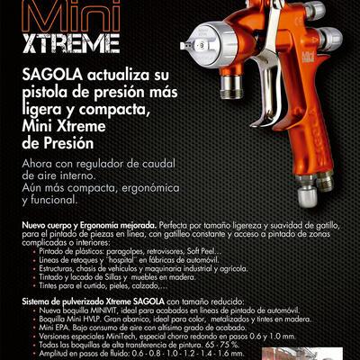 Nueva Mini Xtreme Presión