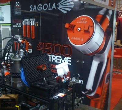 SAGOLA en la Expoferretera Costa Rica