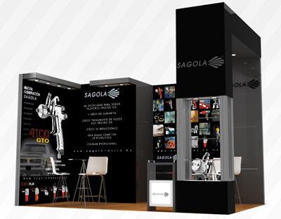 SAGOLA MÉXICO presenta en la Expo de Guadalajara 2014 sus últimas novedades.