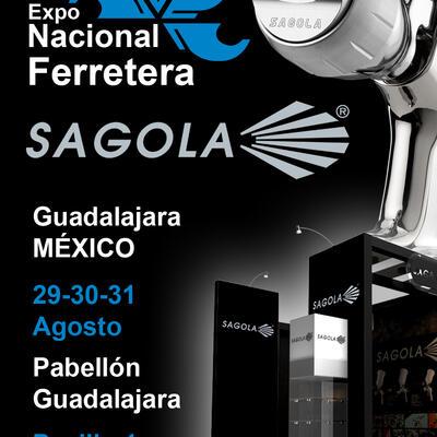 SAGOLA participará en EXPOFERRETERA 2013